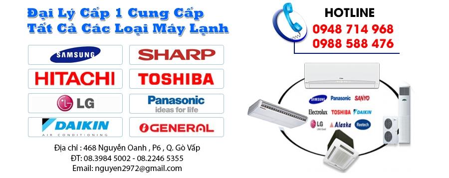 phan phoi may lanh chinh hang